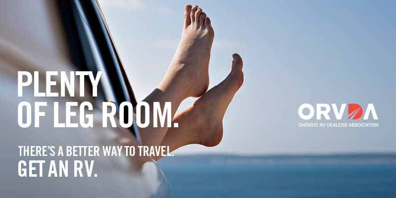 motorhome makes your travel comfortable