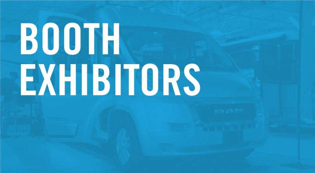 booth exhibitors